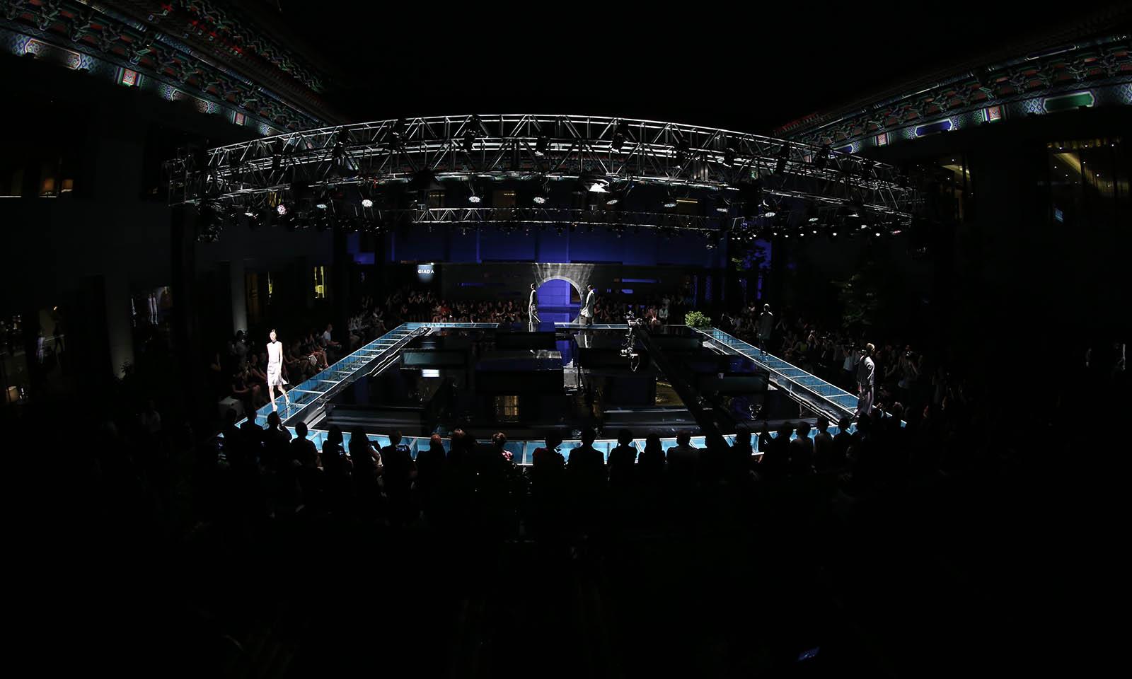 Giada Beijing Opening and Fashion Show