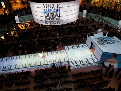 Vogue Fashion Dubai Experience