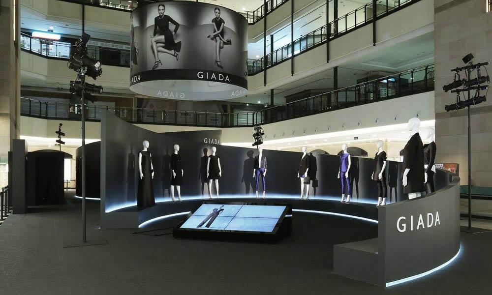 Giada opening Shangai boutique