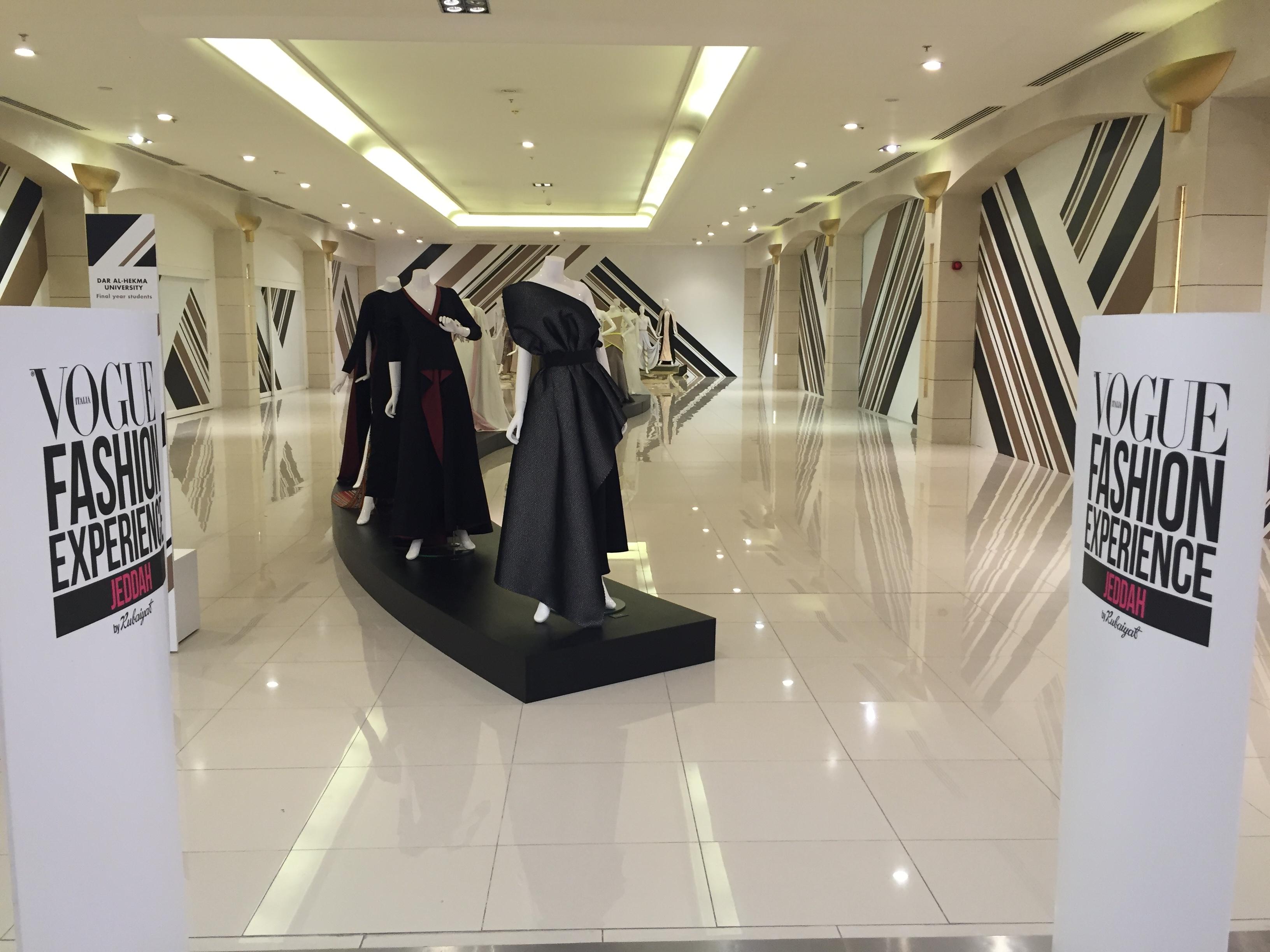 Vogue Fashion Experience Jeddah Silvestrin E Associati